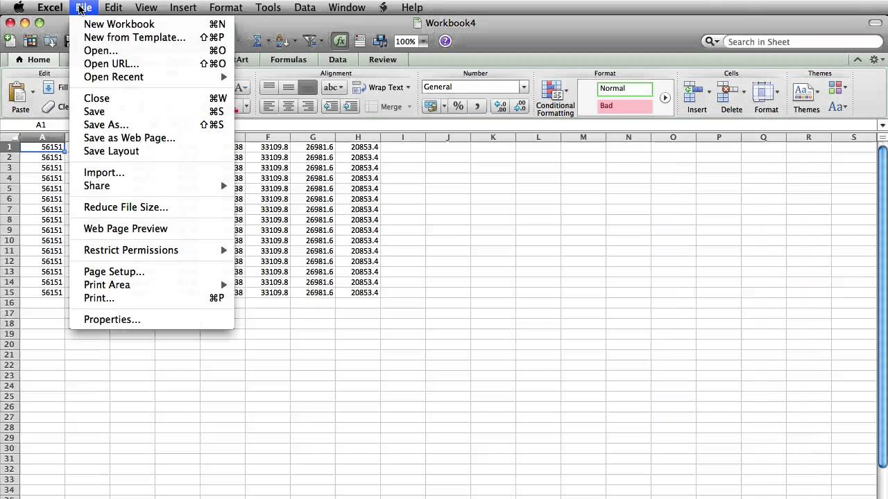 How To Convert Excel To Xml Format Youtube