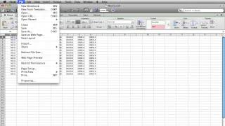 How to Convert Excel to XML Format