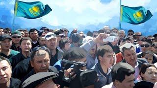 Назарбаев жүйесіне қарсы тұратын күштің бағдарламасы, биліктегі өзгеріс / Жанболат Мамай