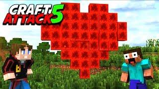 Liebe für Earliboy 💥 Craft Attack 5 #5 Minecraft Deutsch 💥 baastiZockt