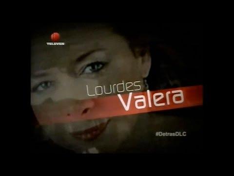 Detrás de las cámaras Lourdes Valera Televen
