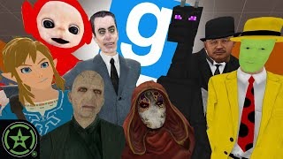 Gmod Prophunt - Live Gameplay