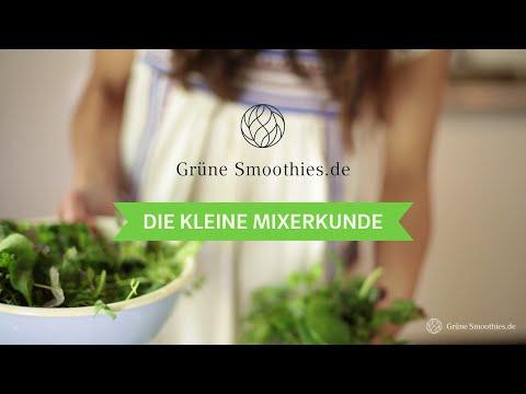 Grüne Smoothie Mixer: Worauf es beim Kauf ankommt
