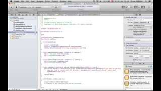 Xcode Tutorial: webView (Checking for Internet Connection, Reachability) App (MainStoryboard) Part 3