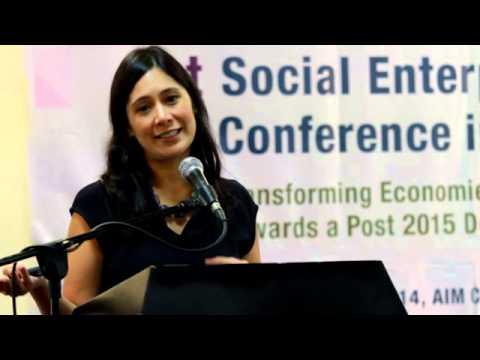 SEAL Asia 2014 Plenary Session 01 -  Ms. Alison Eskesen