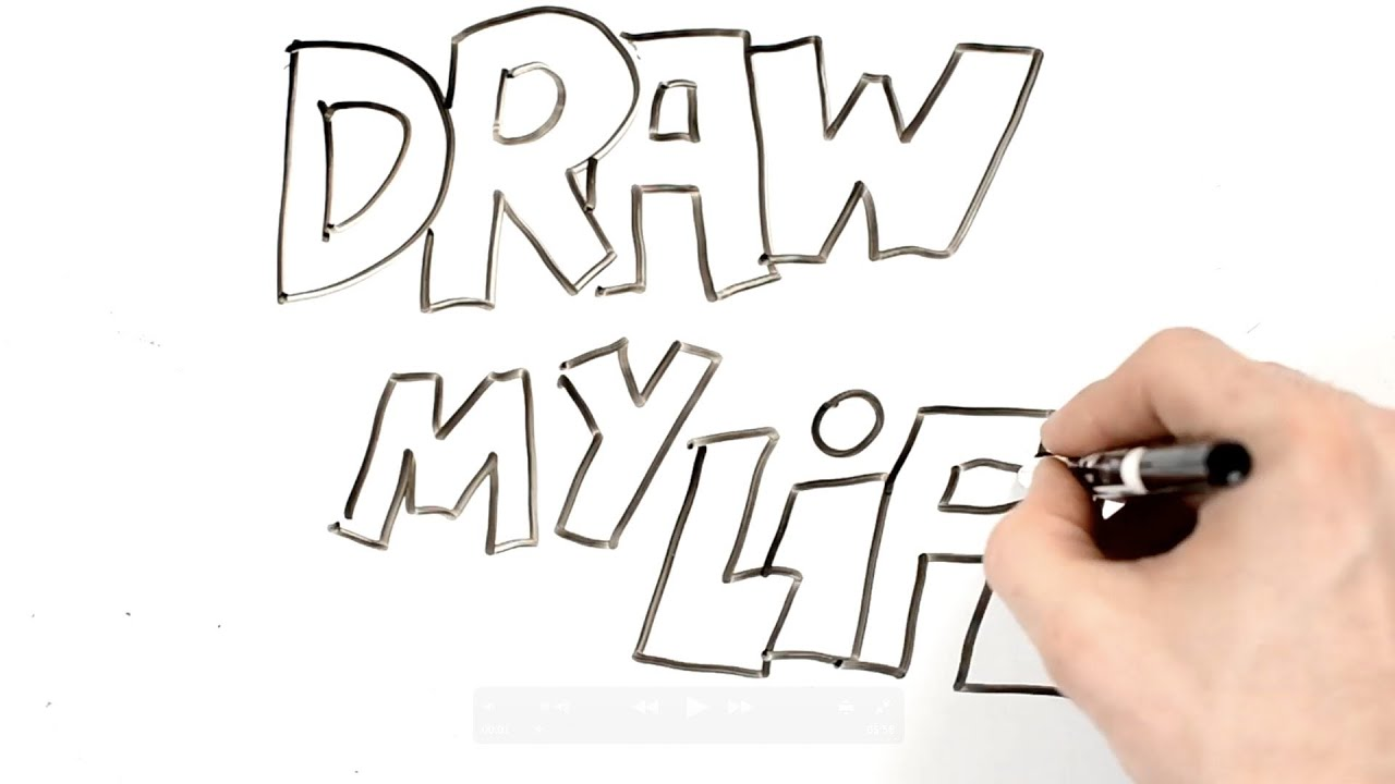 draw my life louis cole youtube