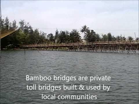 Chu Lai Monkey Bridge speedboat