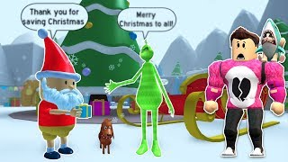 WE SAVE THE GRINCH'S CHRISTMAS Roblox Cerso