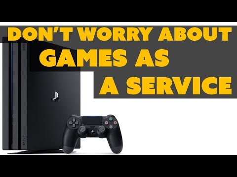 PlayStation: Don't Worry About Games As Service - The Know Game News