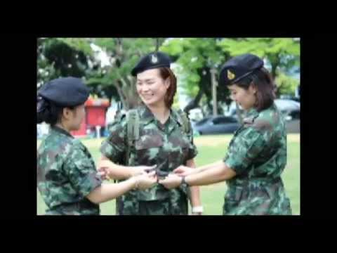 Women's Royal Thai Army Signal Corp
