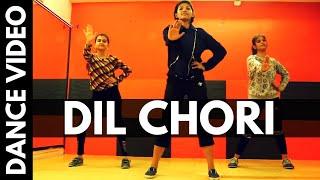 Dil Chori Sada Ho gaya Dance | Latest Bollywood Easy Choreography | Chirag Bhatt Ft.Hriday Gandhi