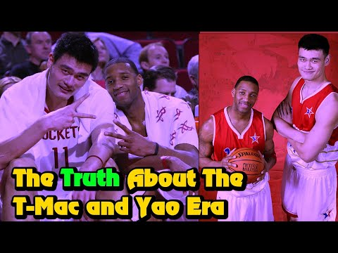 The Truth About Tracy McGrady & Yao Ming In Houston