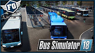 VEČER VE STARÉ PILE - Bus Simulator 18 #5