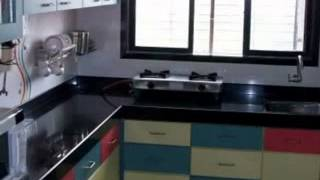 Mordern Kitchen Cabinets, 47, Rahim Ostager Road, Kol 45 Kolkata Interior