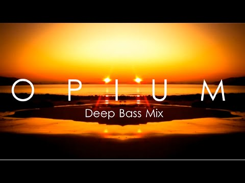 'Evening Sunset' Mix - Deep Bass & Chillstep Music