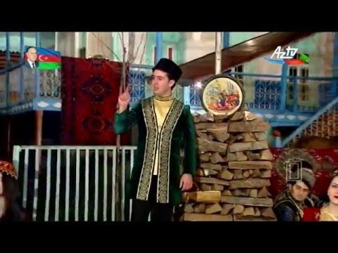 Serxan Bunyadzade - Qara qasin vesmesi (FR studio)