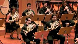 Schumann: Sinfonía nº 4, IV. Langsam-Lebhaft - OSCSMA