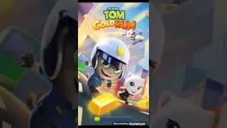 Talking gold run + My talking tom+ My talking angela😁😁