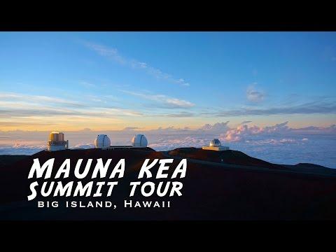 Exploring Mauna Kea: tallest volcano in the world!