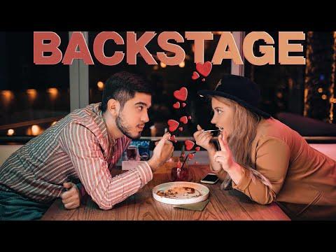BACKSTAGE // Gevorg Mkrtchyan - Love-ա Love-ա // SOCHI VLOG //