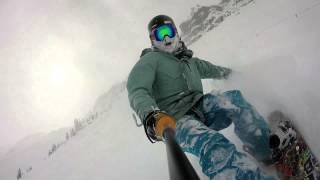 GoPro Line of the Winter: Jonathan Ayalon - Colorado 2.27.15 - Snow