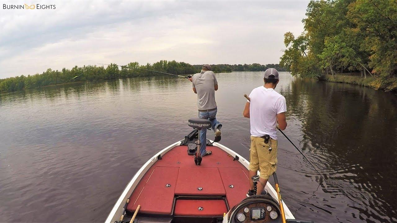 Bullet Hits Boat While Fishing