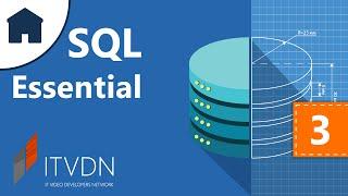 """Выполнение домашнего задания для урока """"Основы DDL"""" курса SQL Базовый"""