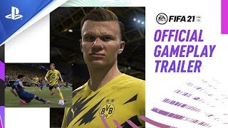 FIFA 21   Official Gameplay Trailer   PS4