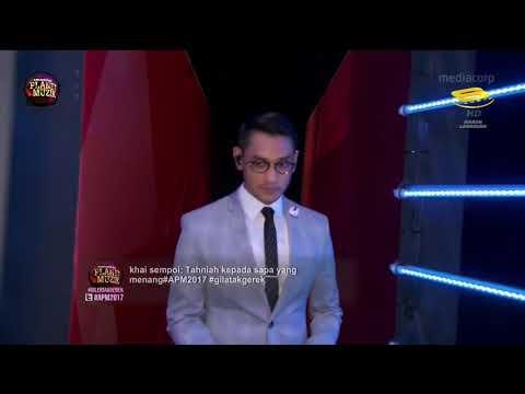 X & Jalan Terus - Afgan | Anugerah Planet Muzik 2017 | APM Singapura