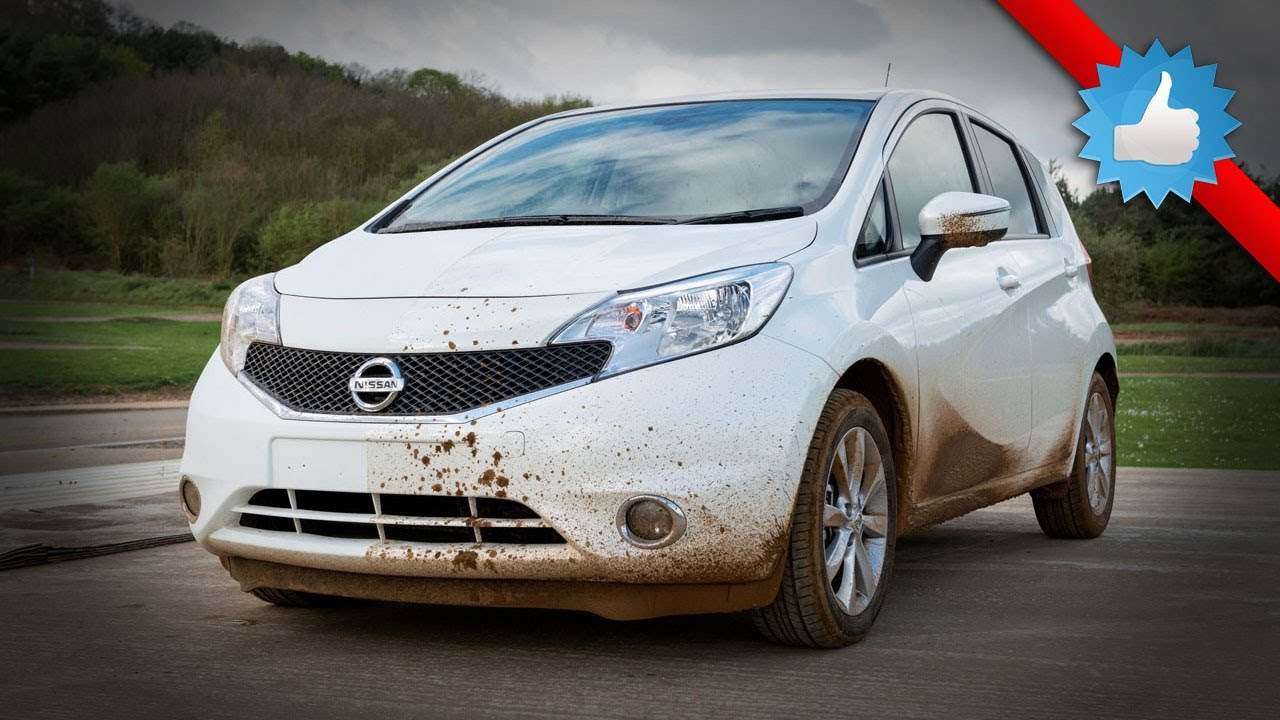 2015 Nissan Note Self Cleaning Nano Paint Youtube