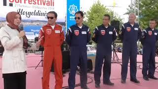 Türk Yıldızları, Beyşehir Gölü Semalarında Yıldızlaştı
