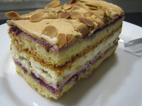 торт пани валевска рецепт