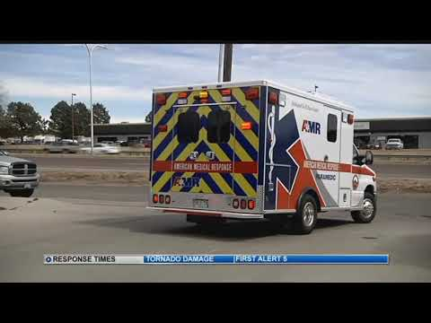 AMR defends response times in Colorado Springs