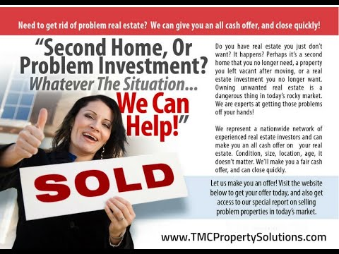 TimTheHouseBuyer.com | Let's Talk (817) 550-5069 Opt# 5 | We Buy Homes Fast Fort Worth Video