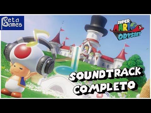 Super Mario Odyssey Soundtrack Completo | Beta Games