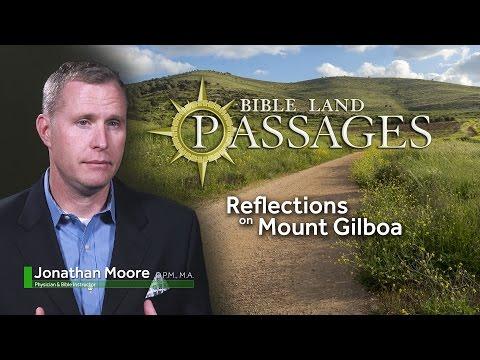 Reflections on Mount Gilboa | Jonathan Moore