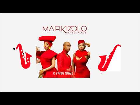 🔥 Mafikizolo 🌊 Ofana Nawe -ft Yemi Alade (🎷Saxophone Instrumental Cover) | Afropop Type Beat 2018