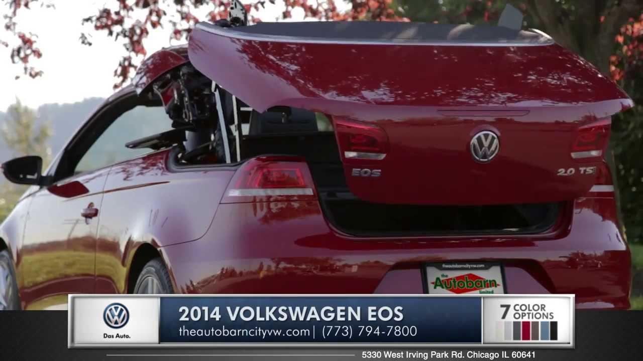 VW Dealer Chicago >> 2014 Vw Eos Walk Around Autobarn City Vw Volkswagen Dealer In Chicago Il