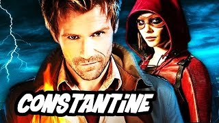 Arrow Season 4 - New Constantine and Doctor Fate Details Explained