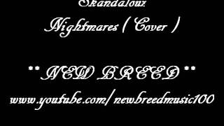NEW BREED MUSIC Skandalouz See You in My Nightmares (kanye West Cover / Remix Dizzla Instrumental )
