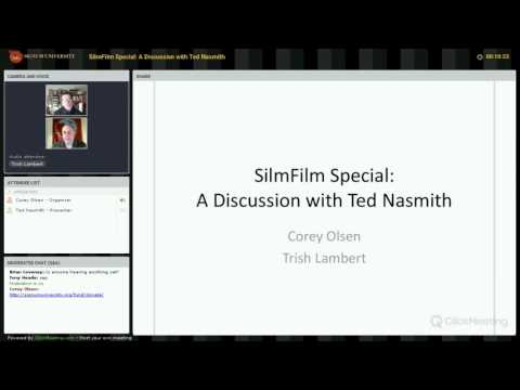 SilmFilm Chat with Corey Olsen and Ted Nasmith