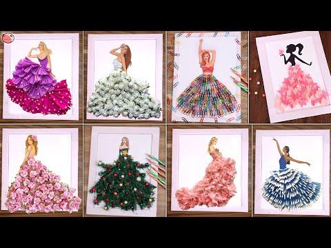 Create Stunning Dresses! DIY Room Decor! DIY Projects