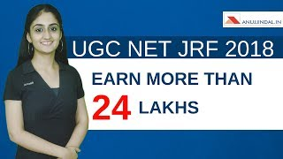 UGC NET 2018   CAREER OPTIONS   HOW MUCH CAN YOU EARN BY CLEARING UGC NET EXAMINATION?