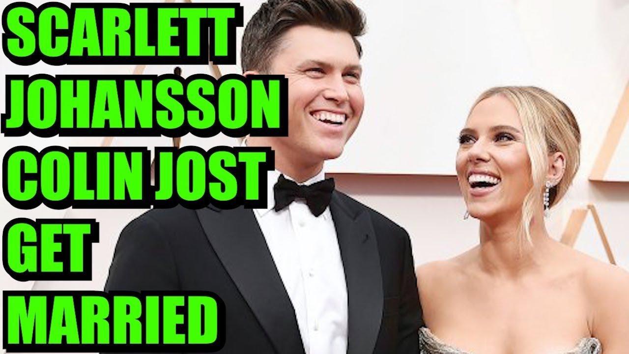 Scarlett Johansson and Colin Jost are married - CNN