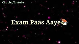 Exam Whatsapp Status Video Download (Best Exam Status)