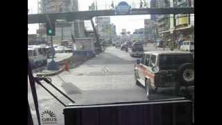 Roadtrip with Victory Liner 2042 Daewoo BV115 Part 1