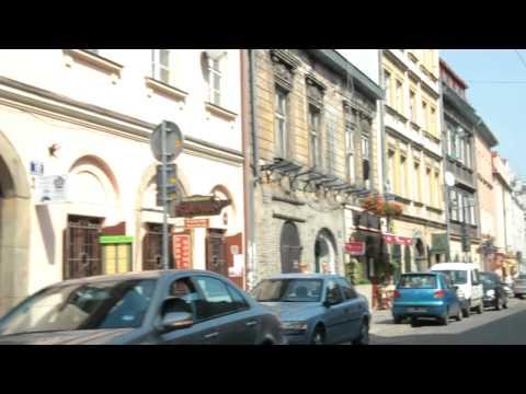 Zydowska dzielnica Krakowa - Kazimierz
