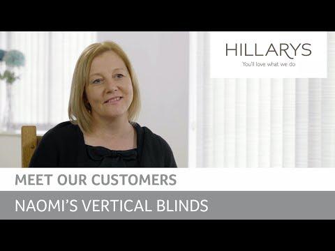 Naomi's vertical blinds