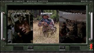 Close Combat:Modern Tactics Menu Theme