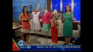 Ala Moana Center's Retail Therapy - Wearing Color Thumbnail
